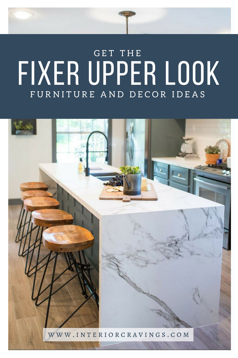 Get the fixer upper look furniture and decor ideas interior