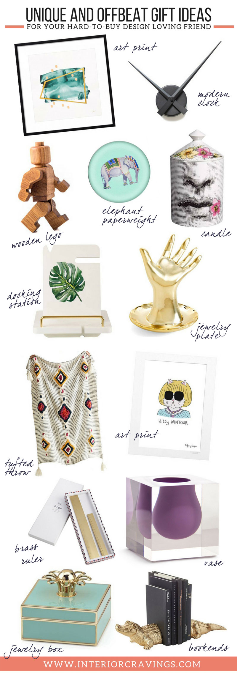 Unique and offbeat gift ideas for your hard to buy design for Gift with purchase ideas