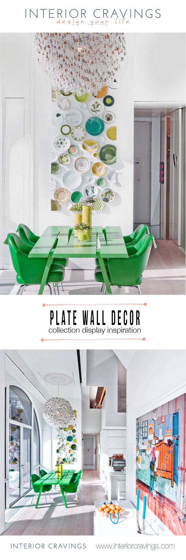 Plate Wall Decor Inspiration Interior Cravings Home Decor Inspiration Interior Design Tools And Diy Design Courses